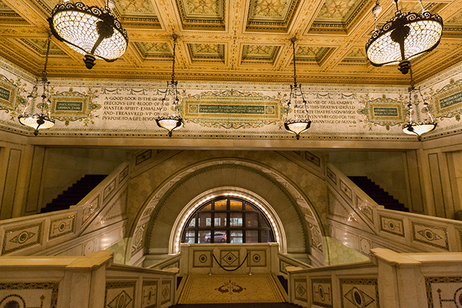 Old Public Library - Chicago Cultural Center