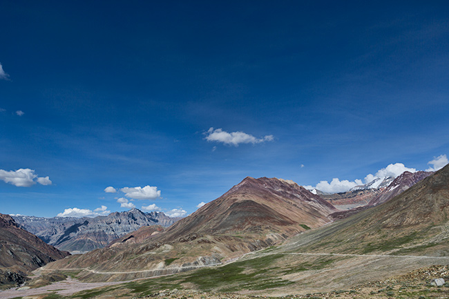 From Keylong to the Kunzum Pass and Chandra Taal Lake