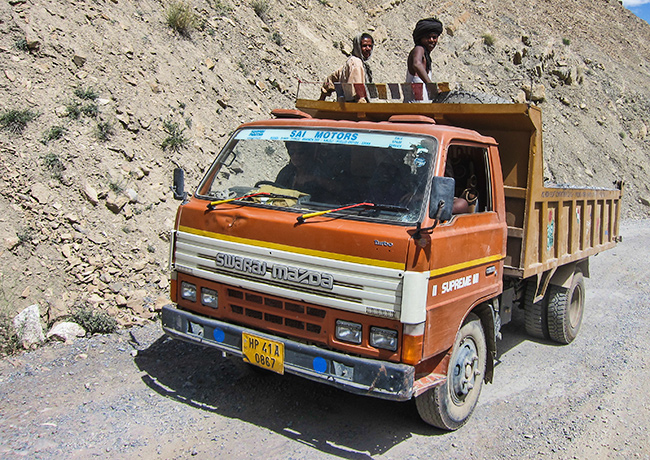 The Journey Into Spiti Valley
