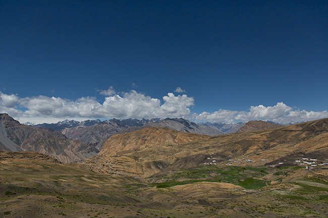 Trekking in Spiti Valley
