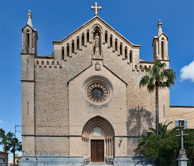 A few pictures from Artà and Alcudia