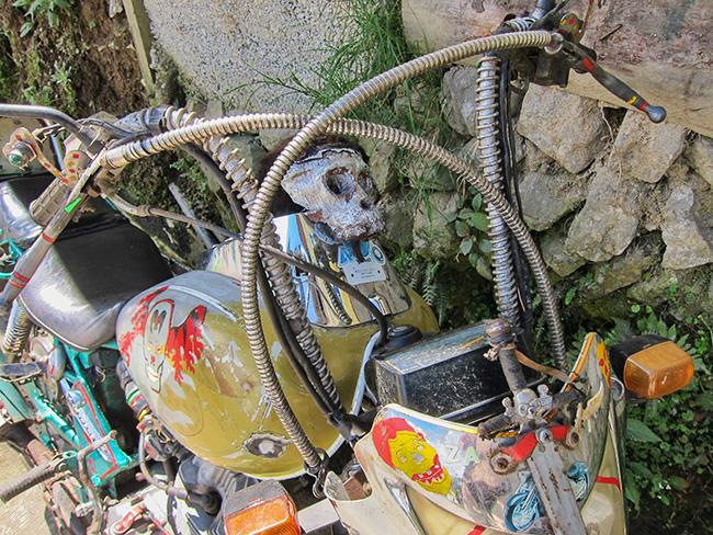 Banaue  Motorbiker