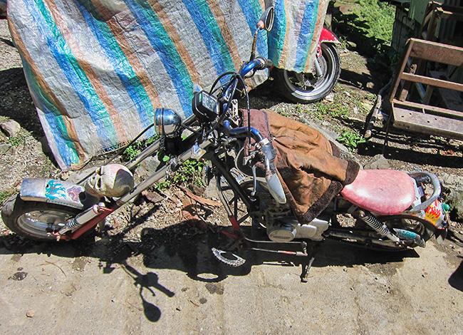 Banaue Hardcore Biker
