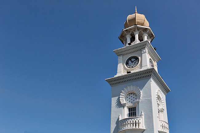 Clock Tower in Georgetown