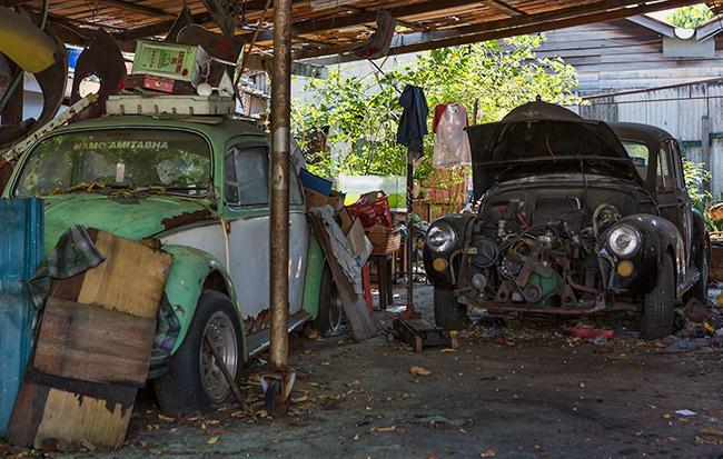 Garage in Georgetown