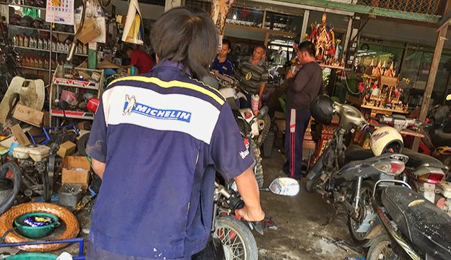 Thai Motorbike Shop