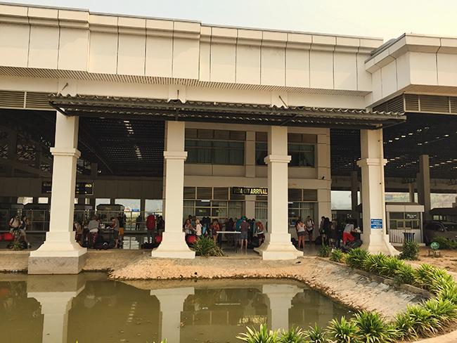 Lao Border