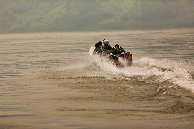 Another Speedboat
