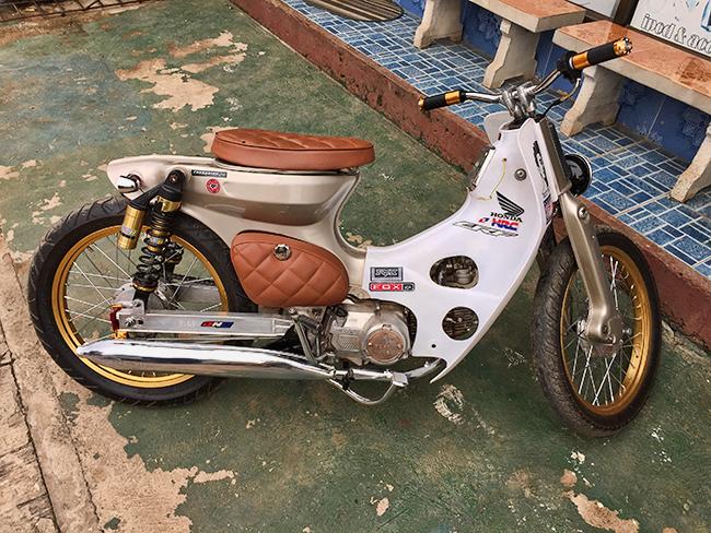 Little Racer in Vang Vieng