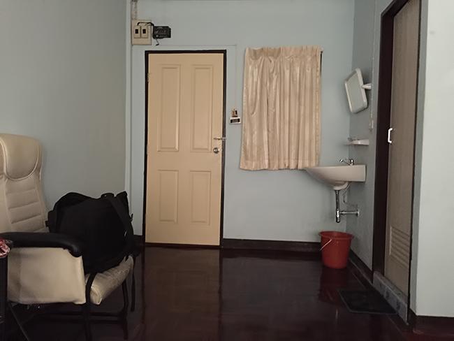 My room in BKK