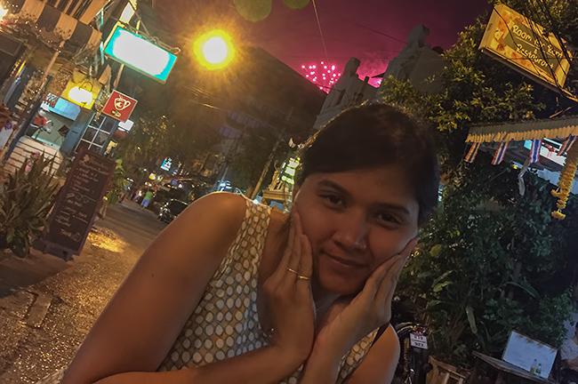 Dee in Bangkok