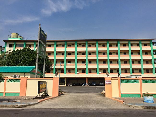 Hotel fail in Prachuap Khiri Khan