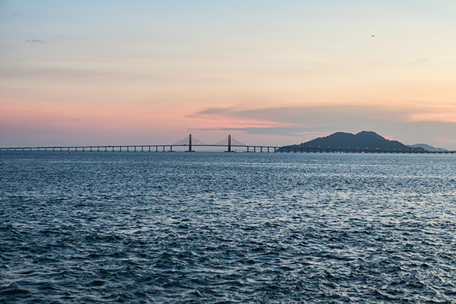 Bridge to Penang