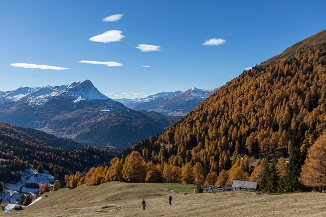 Nauders Austria Fall 2015