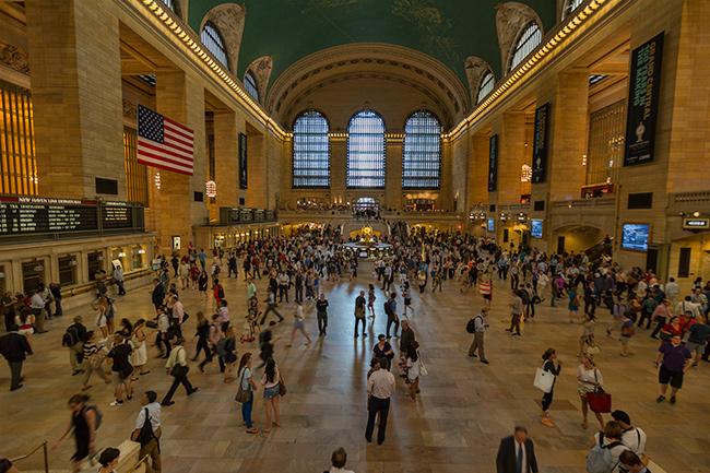 Main Concourse Grand Central Terminal