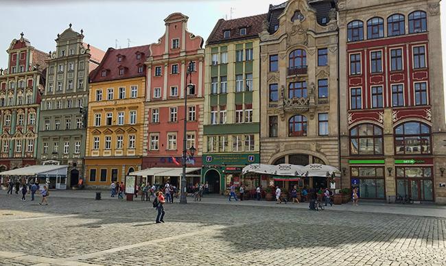 The Salt Market Wroclaw