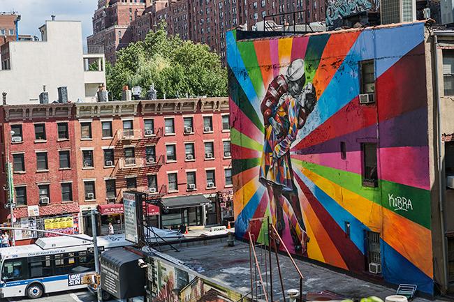 Street Art in New York City