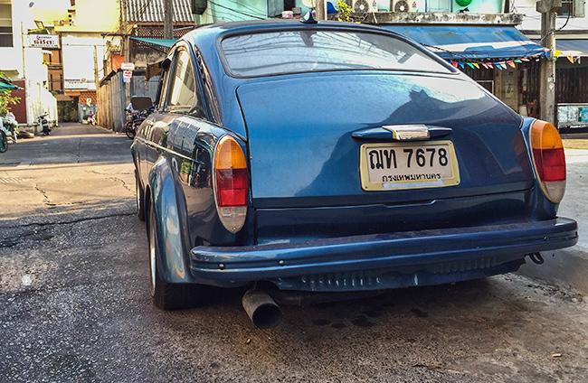 Volkswagen in Bangkok