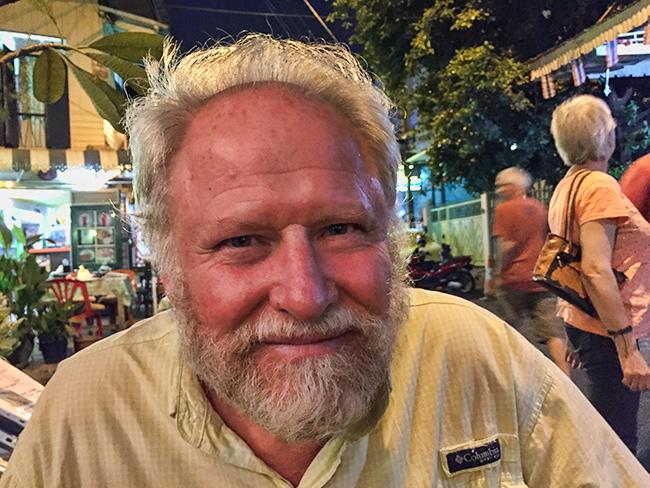 Timothy in Bangkok