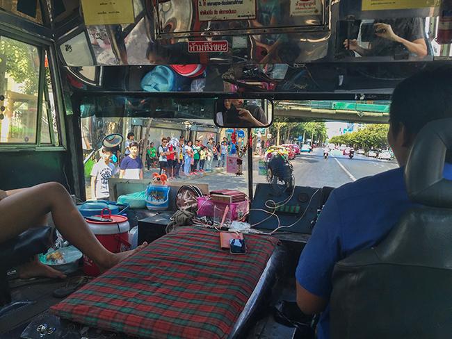 Bangkok City Bus