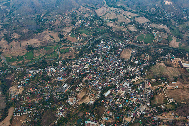 Pai from above