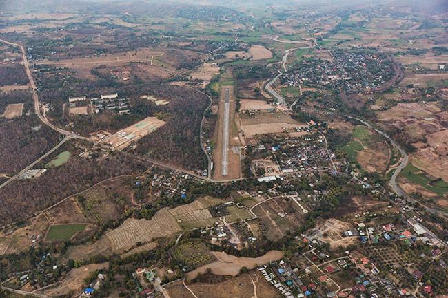 Pai airport