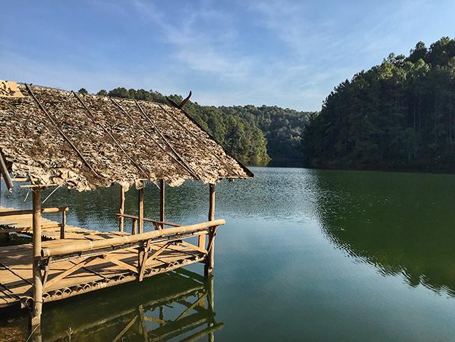 Pang-Ung Lake