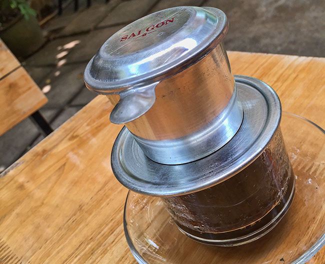 Coffee at  ZU Coffee