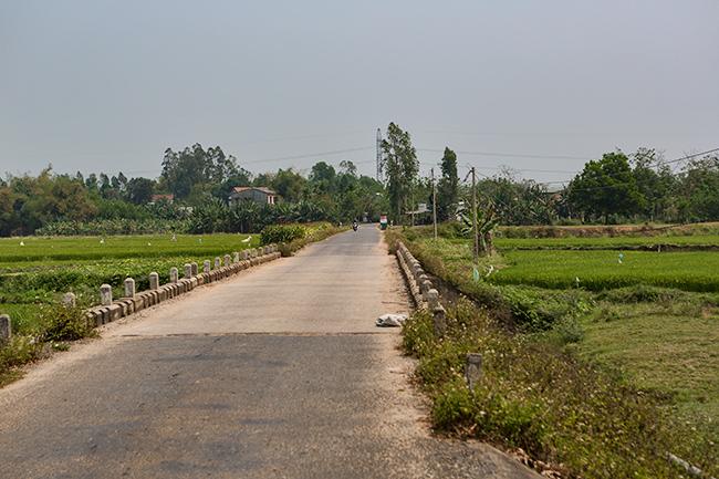A few more kilometre till Hoi An