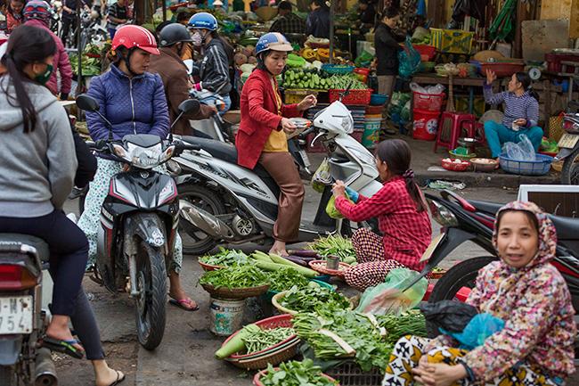 Hoi An Wet Market
