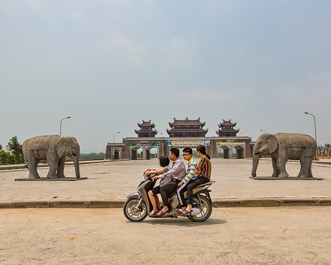Ninh Binh Town Gate