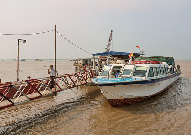 The Express Ferry
