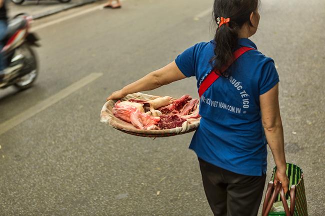 Meat Seller